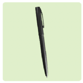RITE IN THE RAIN TACTICAL CLICKER ALL WEATHER PEN - BLACK INK